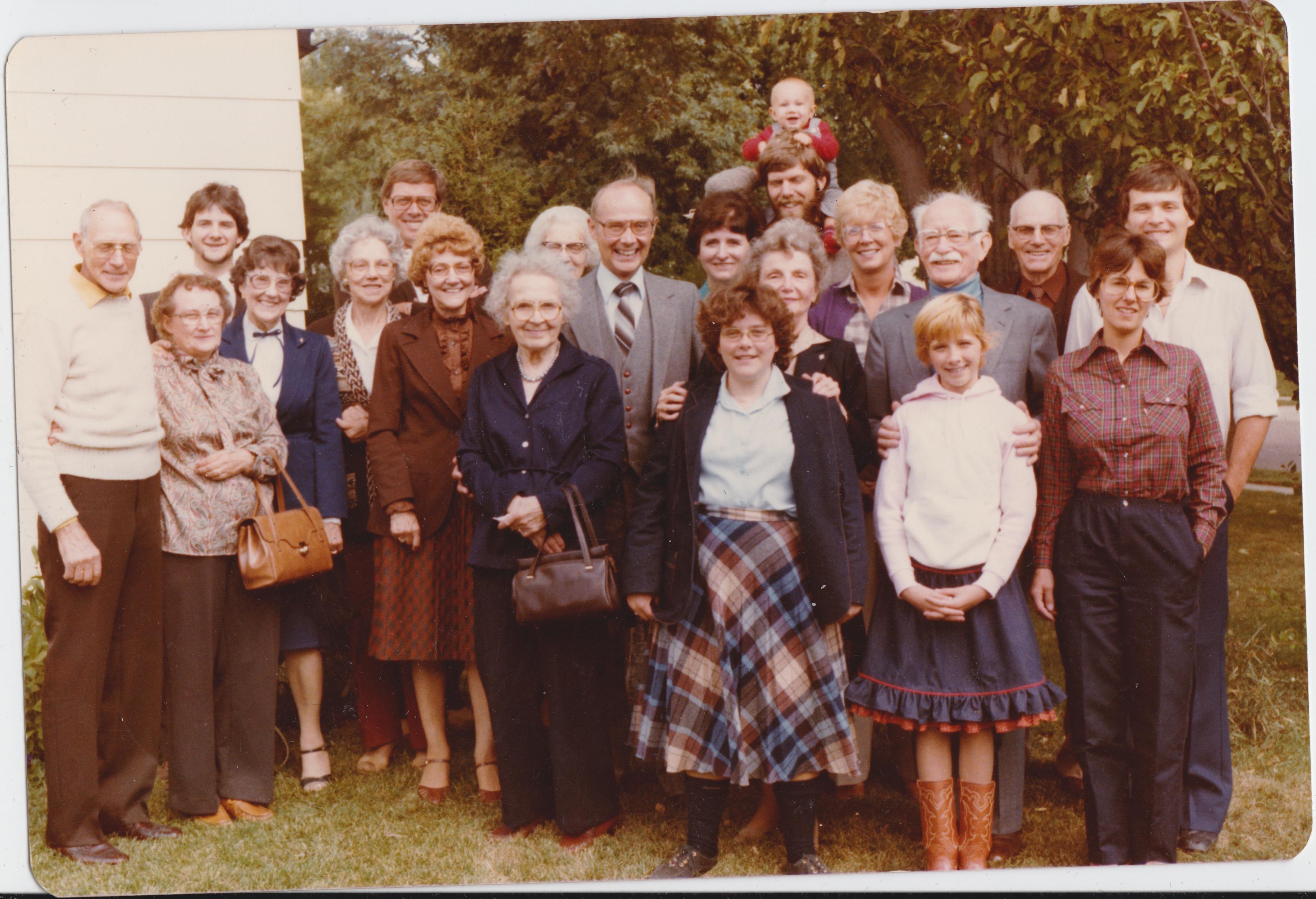 pedersen reunion brookings sept 1983